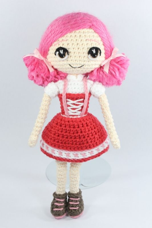Little Red Riding Hood And Wolf Cub Amigurumi Pattern | amigurumi ...