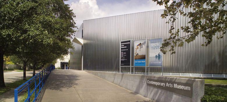 Museo De Arte Contemporaneo De Houston Camh Distrito De Museos Photo Rick Gardner Houston Museum Art Museum Houston Art