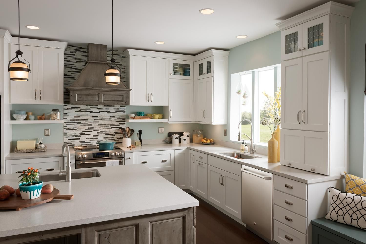 Medallion At Menards Cabinets Kitchen And Bath Cabinetry Menards Kitchen Cabinets Kitchen Cabinet Styles Menards Cabinets