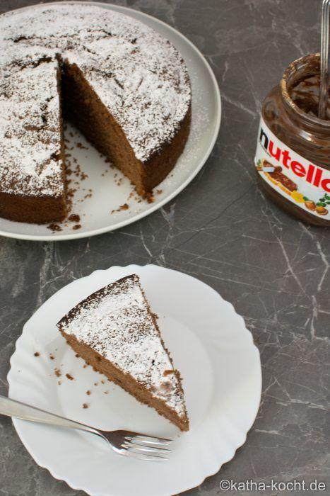 Nutella Kuchen Diat Nutella Kuchen Kuchen Und Nutella