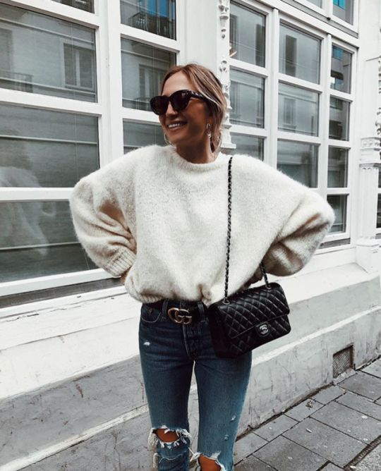 fall outfit ideas #style #ootd #fashion | Simple winter ...