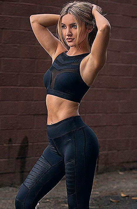 Photo of 17 Outfit-Ideen, um die schickste Frau in Ihrem Fitnessstudio zu sein – Fitness