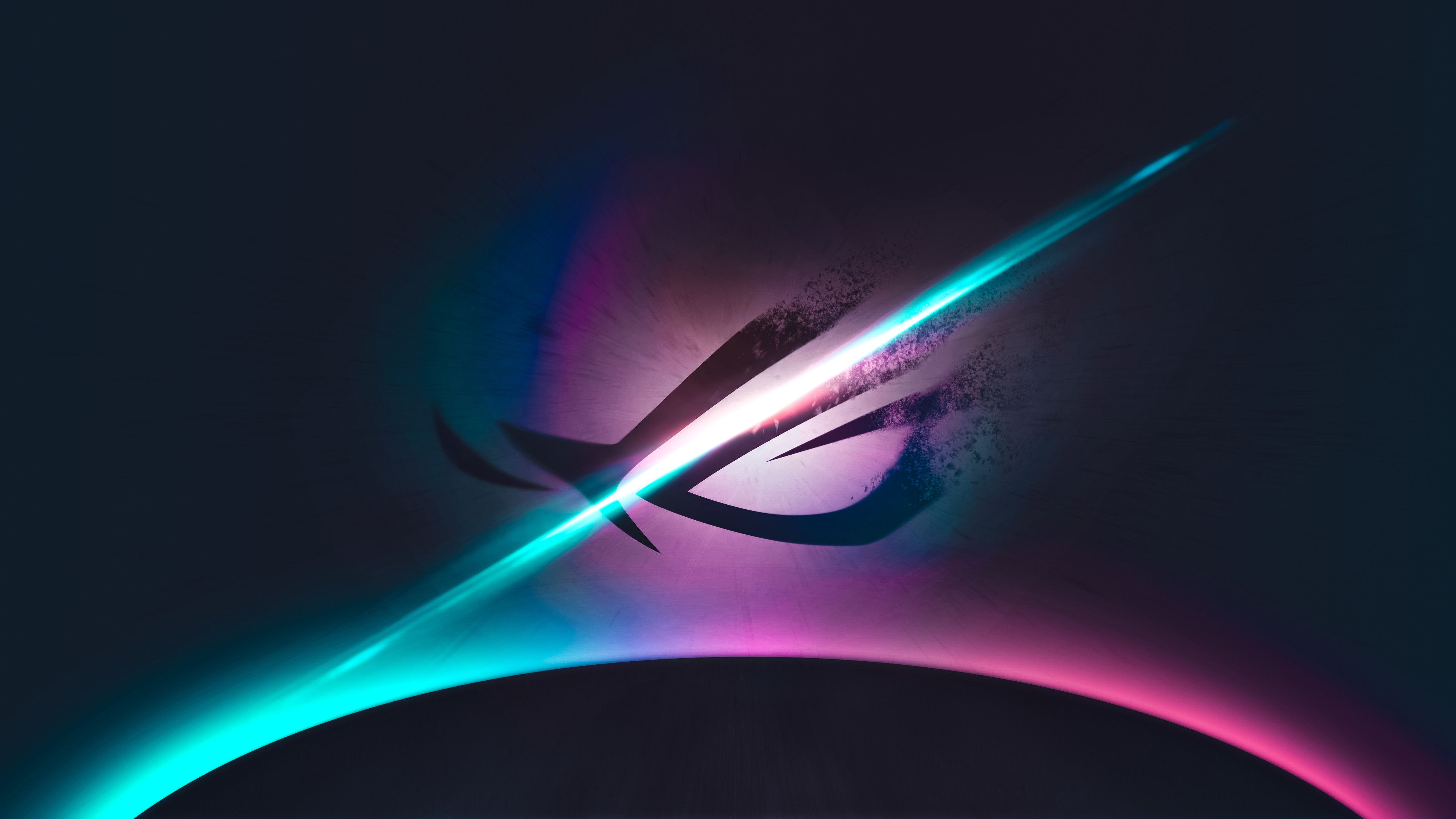 Res 3840x2160 Asus Rog Republic Of Gamers 4k In 2020 Desktop Wallpaper Nature Desktop Wallpaper Spring Desktop Wallpaper