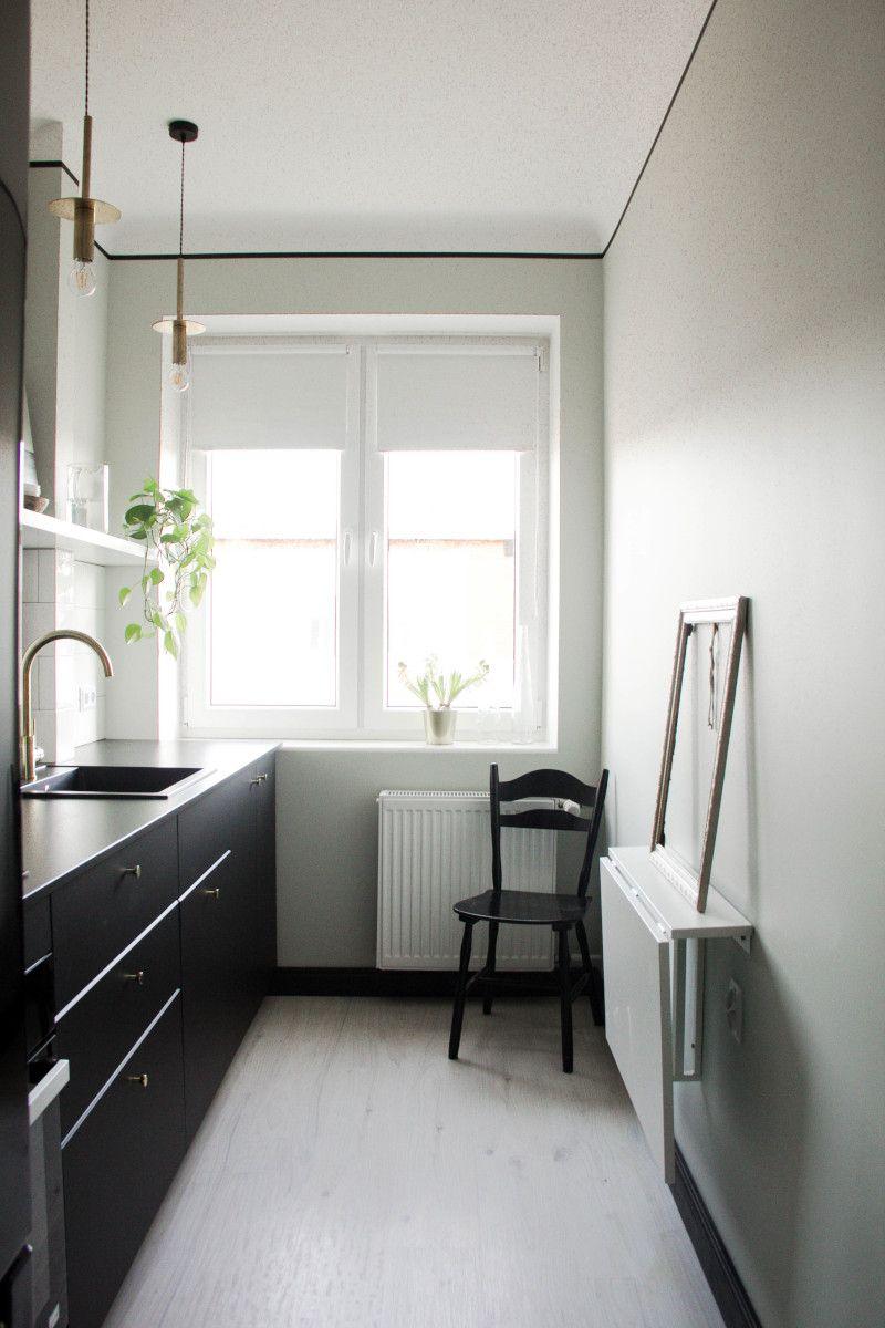 Metamorfoza Kawalerki 36 M2 W Piekne Mieszkanie W Stylu Francuskim Home Decor Home Kitchen Design