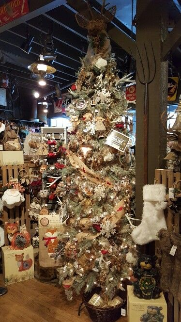 cracker barrel christmas tree 2015