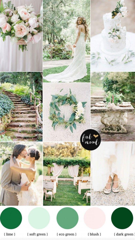 Nature garden wedding theme shades of green blush white nature garden wedding theme shades of green blush white junglespirit Images
