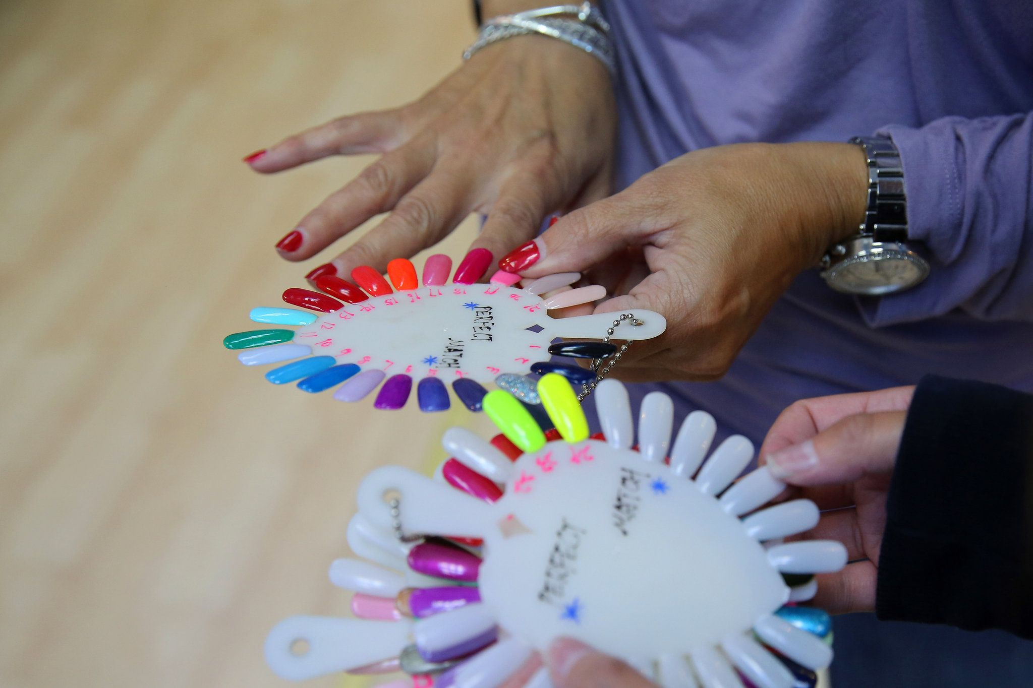 The Price of Nice Nails | Times