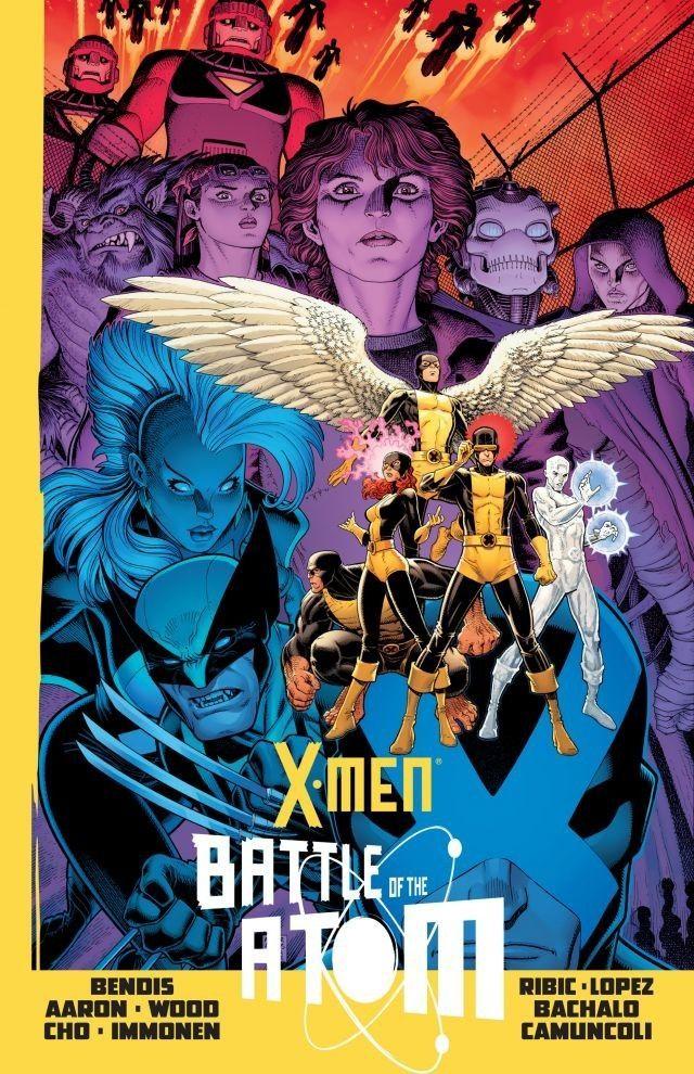 New Comic Battle Of The Atom Tpb 2014 Atom Comics X Men Comic Books Art