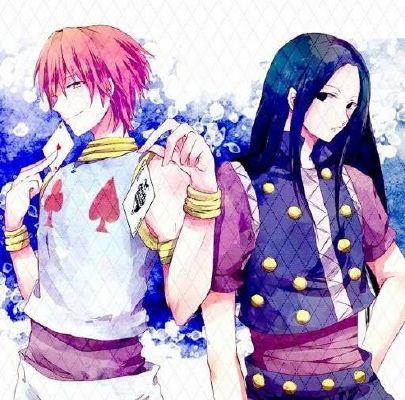 Let Me Go! (Hisoka X Reader X Feitan) | Ace of Hearts