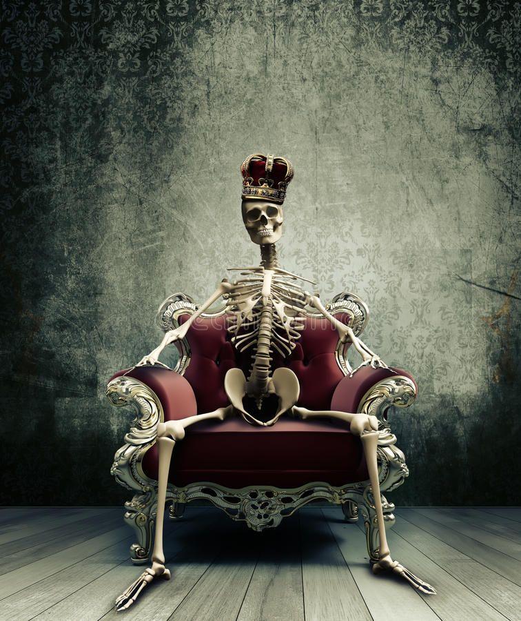 Skeleton King Skeleton Sitting On A Baroque Chair Sponsored Sponsored Ad King Baroque Sitting Skele In 2020 Skeleton King Dark Art Drawings Skeleton Art