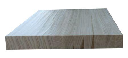 Prefinished Hand Scraped Poplar Butcher Block Countertop