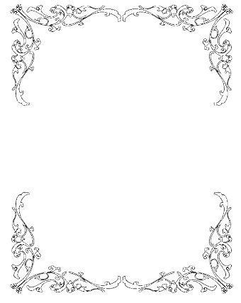 Wedding Invitation Border Clip Art Google Search Other Wedding