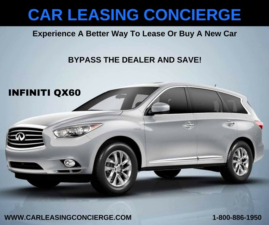 Car Lease Deals Nj >> Drive The Best Luxury Car Lease Deals On Infiniti Qx60 Car