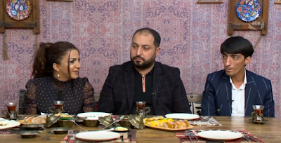 Blogger Zenfira Ibrahimova Azerbaidjan