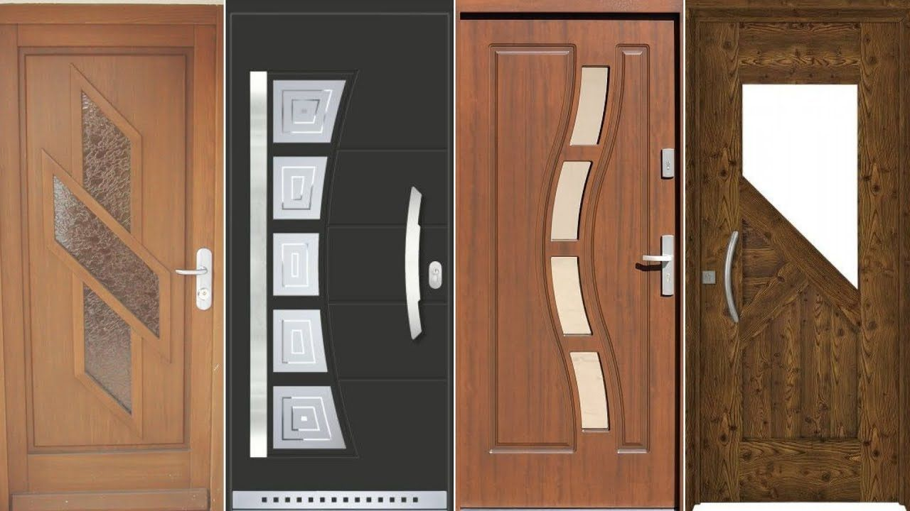 Top 35 Modern Wooden Door Designs For Home 2019 Wooden Door Design Modern Wooden Doors Door Design
