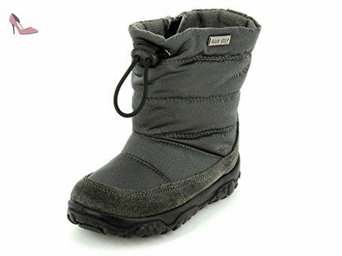 Naturino 1120, {Chaussures premiers pas pour bébé (garçon) - Marron - Marron, 19 EU