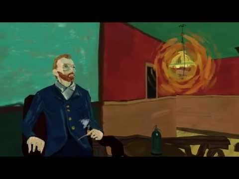 ▶ The Night Cafe - A VR Tribute to Vincent van Gogh - YouTube
