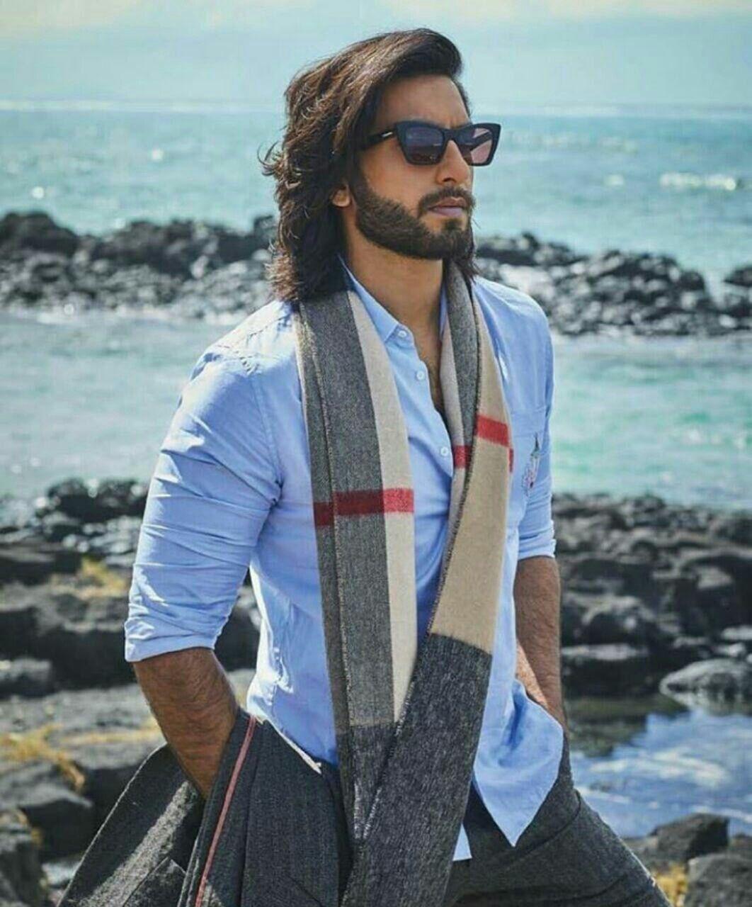 Pin by Sami Meza on Bollywood  Ranveer singh beard, Ranveer singh