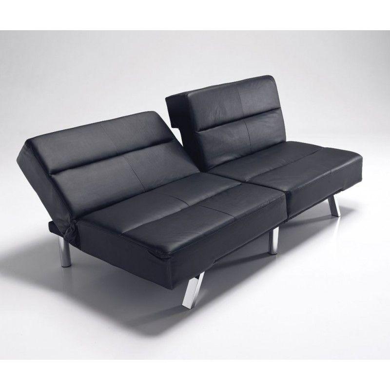 Il divano letto Emy di Tomasucci, dal design vintage, è ...