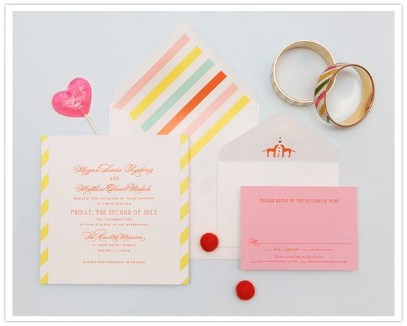wedding invites from cheree berry