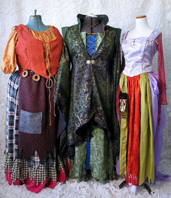 Mary Sanderson Hocus Pocus Witch Costume By