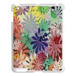 This colorful flower iPad2 case has a fun and bright design.  $44.50