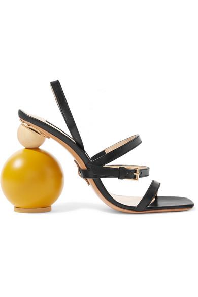 155a4238d43 JACQUEMUS Bahia 皮革凉鞋.  jacquemus  shoes