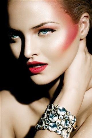 runway makeup - Google Search