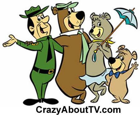 The Yogi Bear Show Yogi Bear Boo Boo 1961 1962