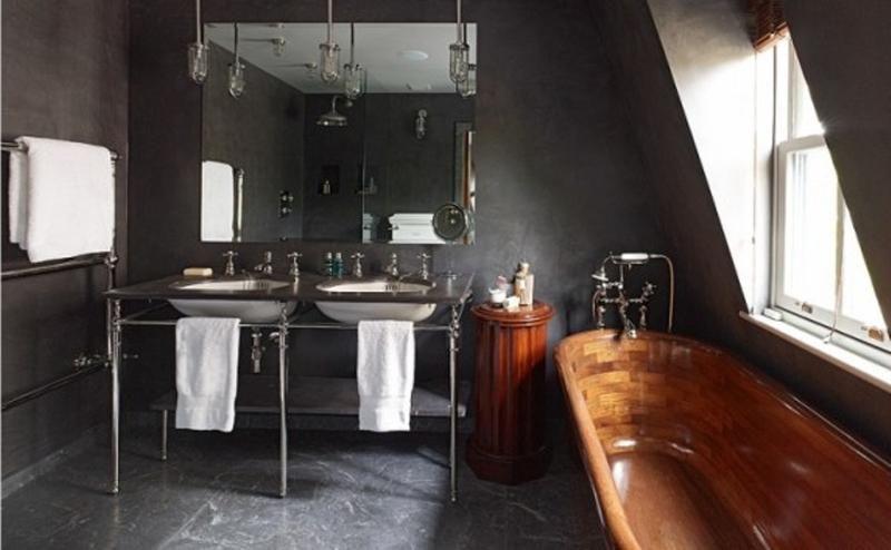 Industrial Design Bathroom 15 Cool Industrial Bathroom Design Ideas  Rilane  Bathroom