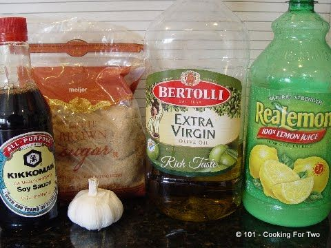 Quick Marinade For Grilled Chicken Breast