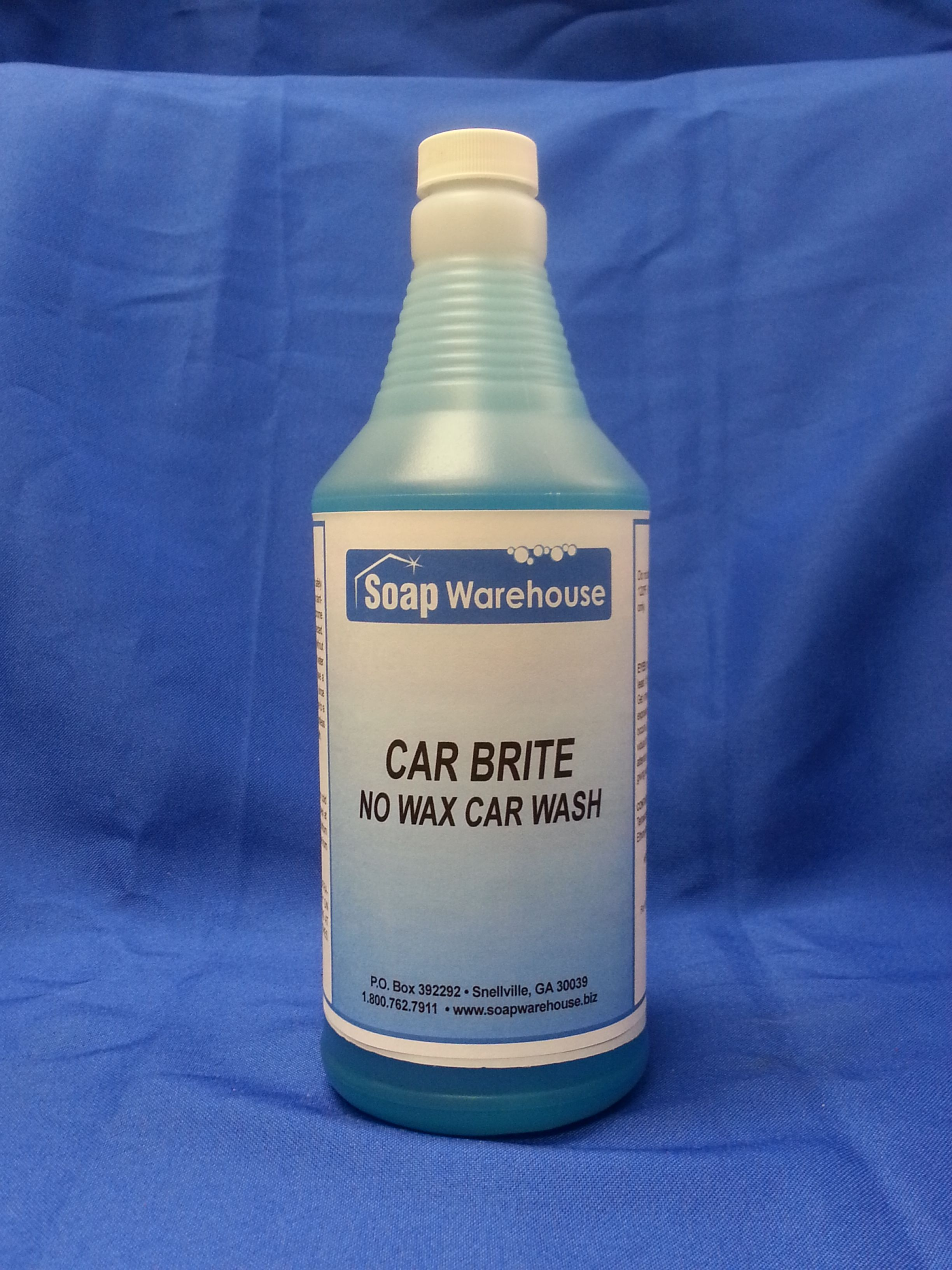 Car brite car wash 12 for 1 gallon car brite is a safe finish