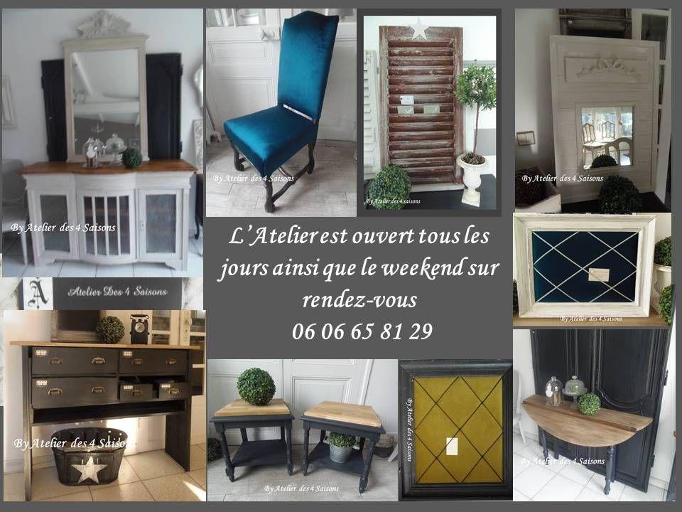 l 39 atelier des quatre saisons id e deco home decor. Black Bedroom Furniture Sets. Home Design Ideas