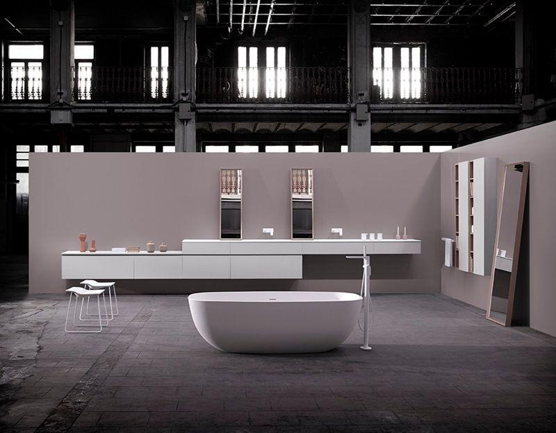 mobiliario y accesorios de baño inbani strato, tono bagno ... - Muebles De Bano Barcelona