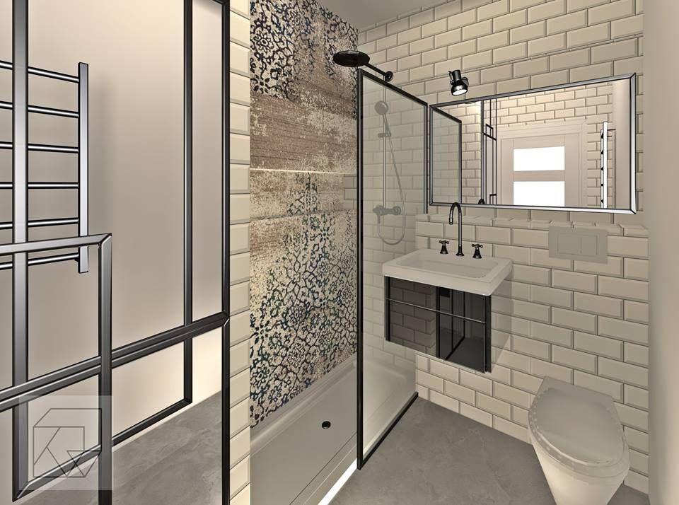 Projekt łazienki W Wersji Chrom Trendy 2018 Projects