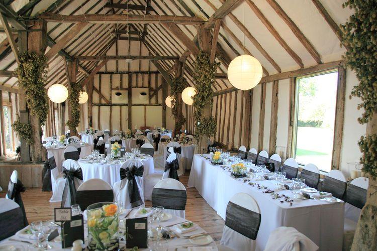 Winters Barns Weddings