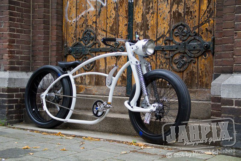 Chopper Bicycle Custom Bicycle Bicycle Custom Beach Cruiser
