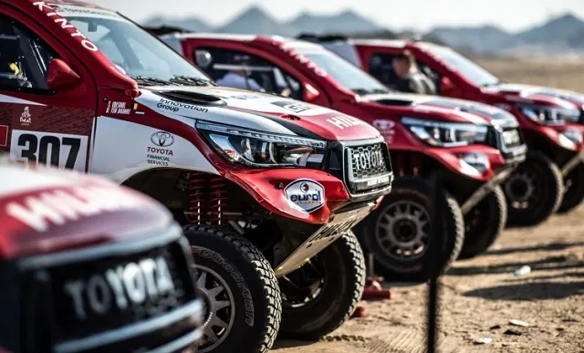 Raliul Dakar 2020, o ediție controversată in 2020 Toyota