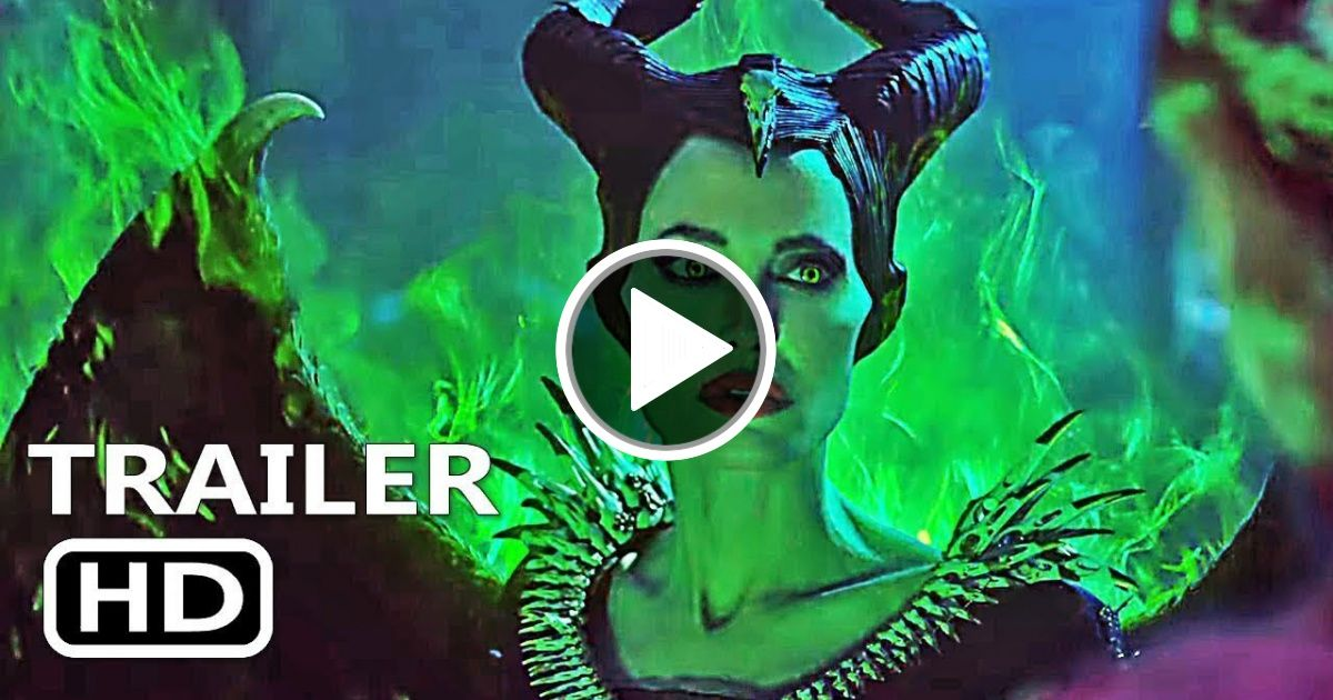 Maleficent 2 Mistress Of Evil Official Trailer 2019 Vc