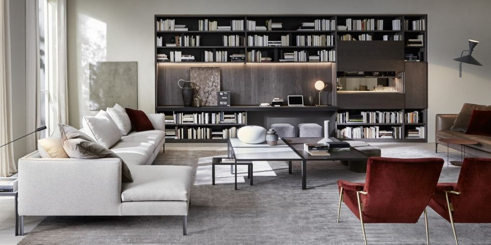 505 b cherschr nke und multimedia molteni our future home wohnzimmer einrichtung und design - Multimedia wohnzimmer ...