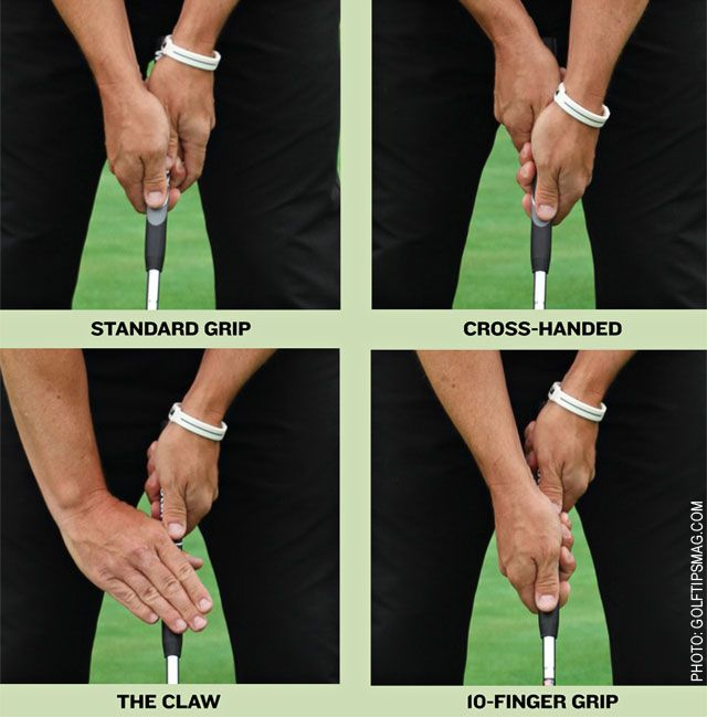 How Do You Putt This Week Rory Mcilroy May Be Trying Out A New Putting Grip This Past Weekend Adam Scott Golf Tips For Beginners Golf Tips Golf Putting Tips