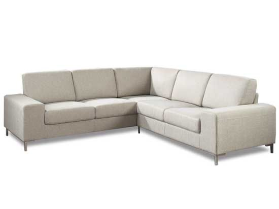 Oregon Sectional-Khaki Dania $1099.00 comes in dark grey  sc 1 st  Pinterest : dania sectional - Sectionals, Sofas & Couches