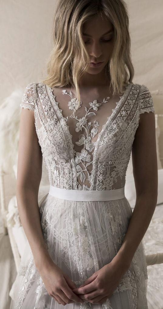 Lihi Hod Wedding Dresses With a Sense of Eternal Romance ...