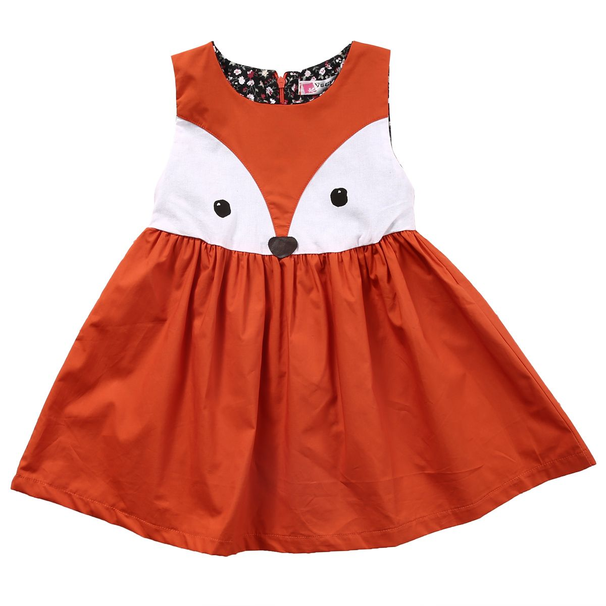 Cartoon cute animals party tutu short casual new baby girls kids