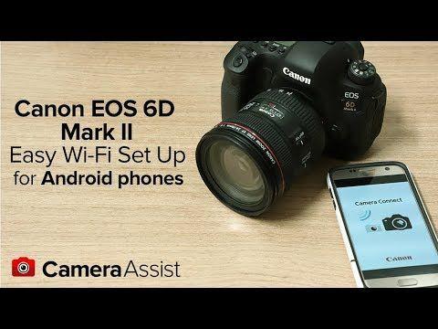 EOS 6D Mark II is the adventure photographers camera