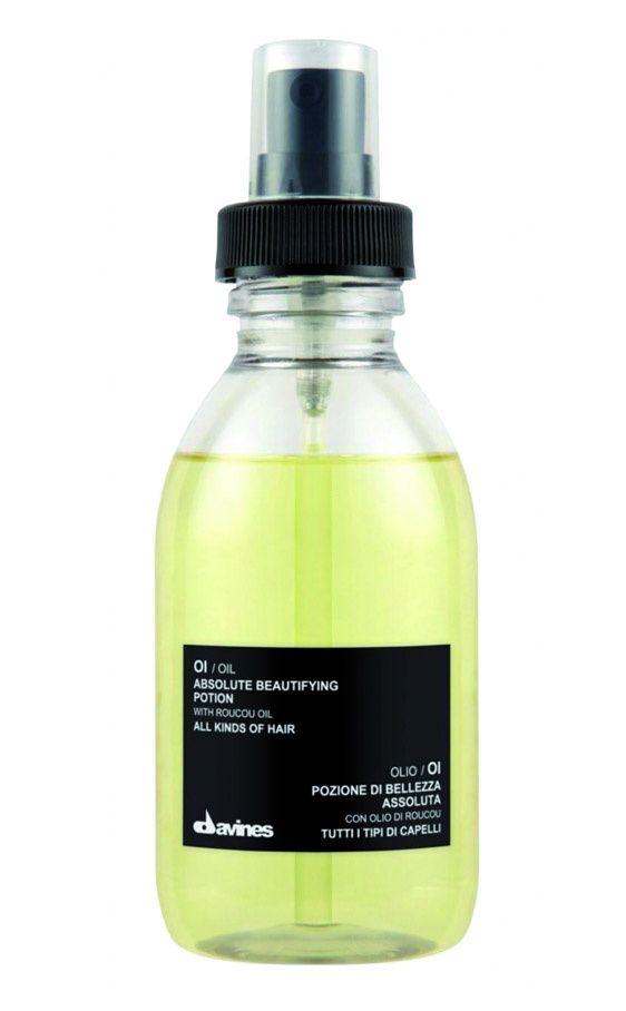 Brumas hidratantes para rostro, cuerpo y cabello: OI/OIL: pocion de belleza absoluta de Davines