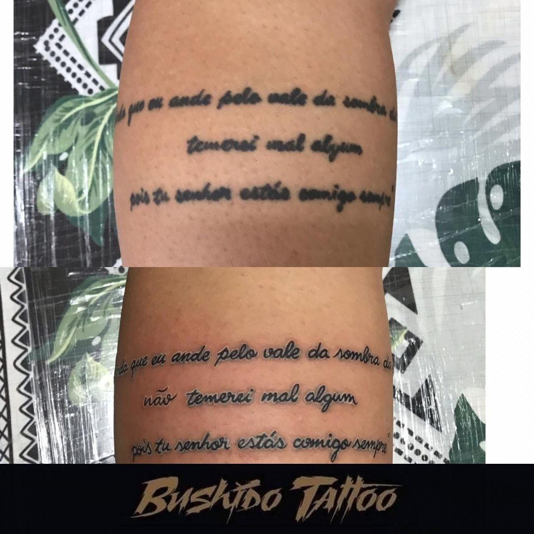 Pioneira Em Restauracao Com Tecnica De Inversao Tatuagem De
