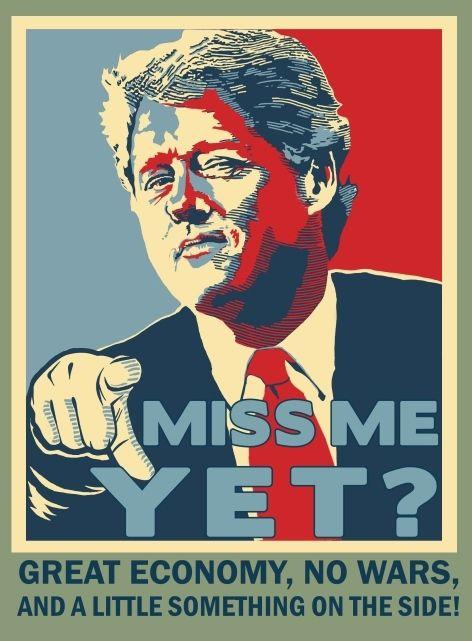 I miss ya Bill!