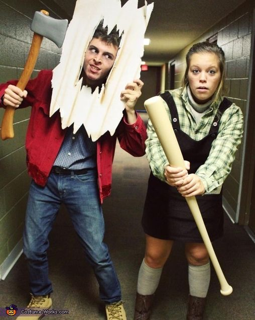 Jack And Wendy Torrance Halloween Costume Contest At
