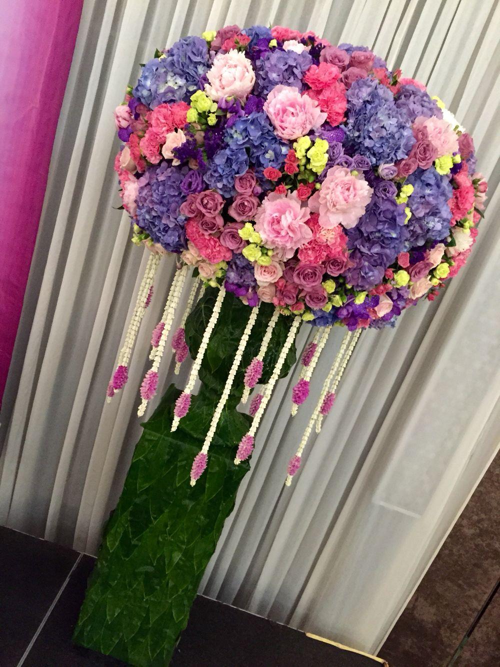 thai flower Decorations..By flower in love //Thailand